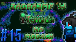 Zagrajmy w Terraria na Modach #15 - Opening skamielin (tak, tych) [1.3.4.4]