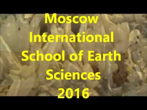 Moscow International School of Earth Sciences
