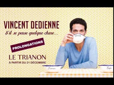 """Vincent Dedienne dans """"S'il se passe quelque chose"""""""