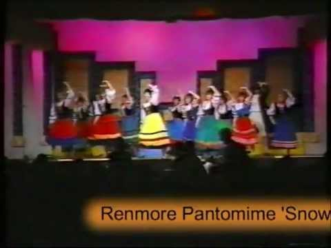 Renmore Pantomime 'Snow White' in 1988