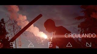 Смотреть клип Ságan - Circulando