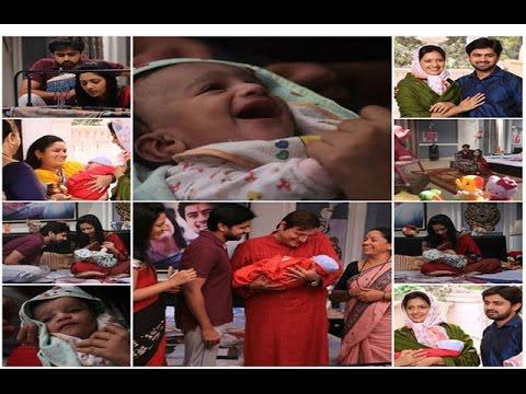 Exclusive Pics Of Shree & Jhanvi's Baby | Honar Sun Mi Hya Gharchi