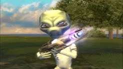 Destroy All Humans! Boss # 4: The Majestic Car