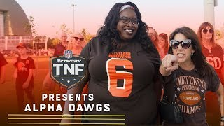 The Craziest Female Superfans in Cleveland Browns History    TNF Presents