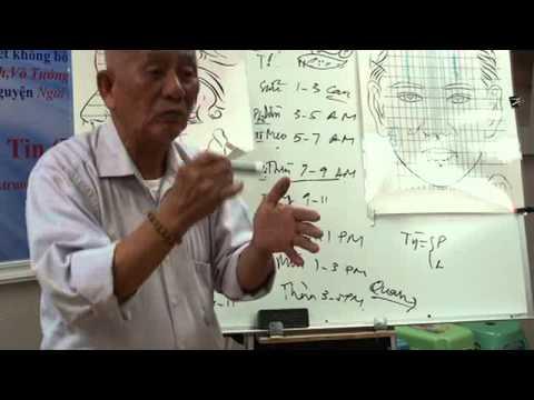 DVD09 - Huyệt, tạng phủ, thần kinh tọa, tiểu đường, u nang buồng trứng - Thầy Lý Phước Lộc