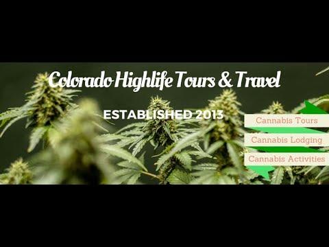 Colorado cannabis tours for $70.00 - 420 tours