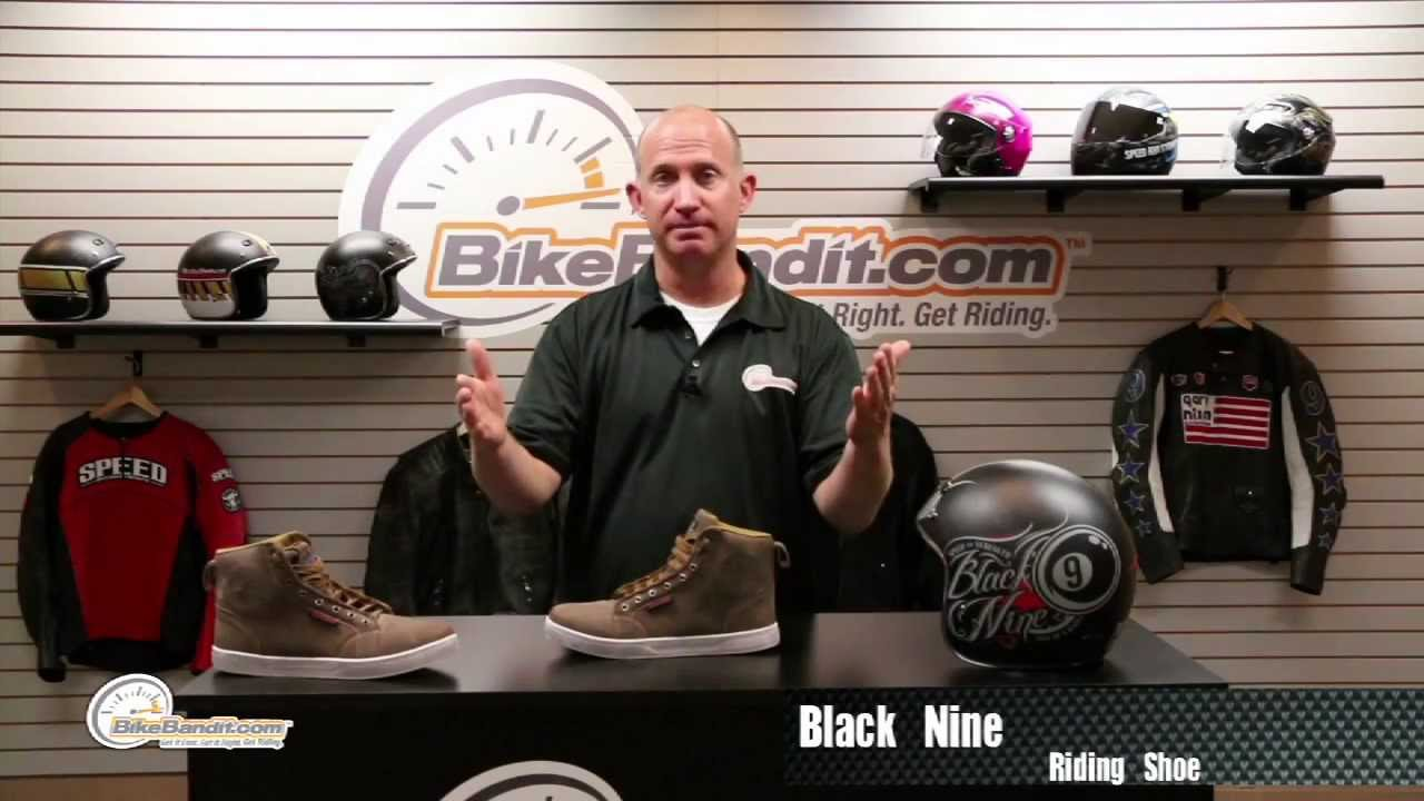 10 Speed /& Strength Black Nine Moto Shoe TAN