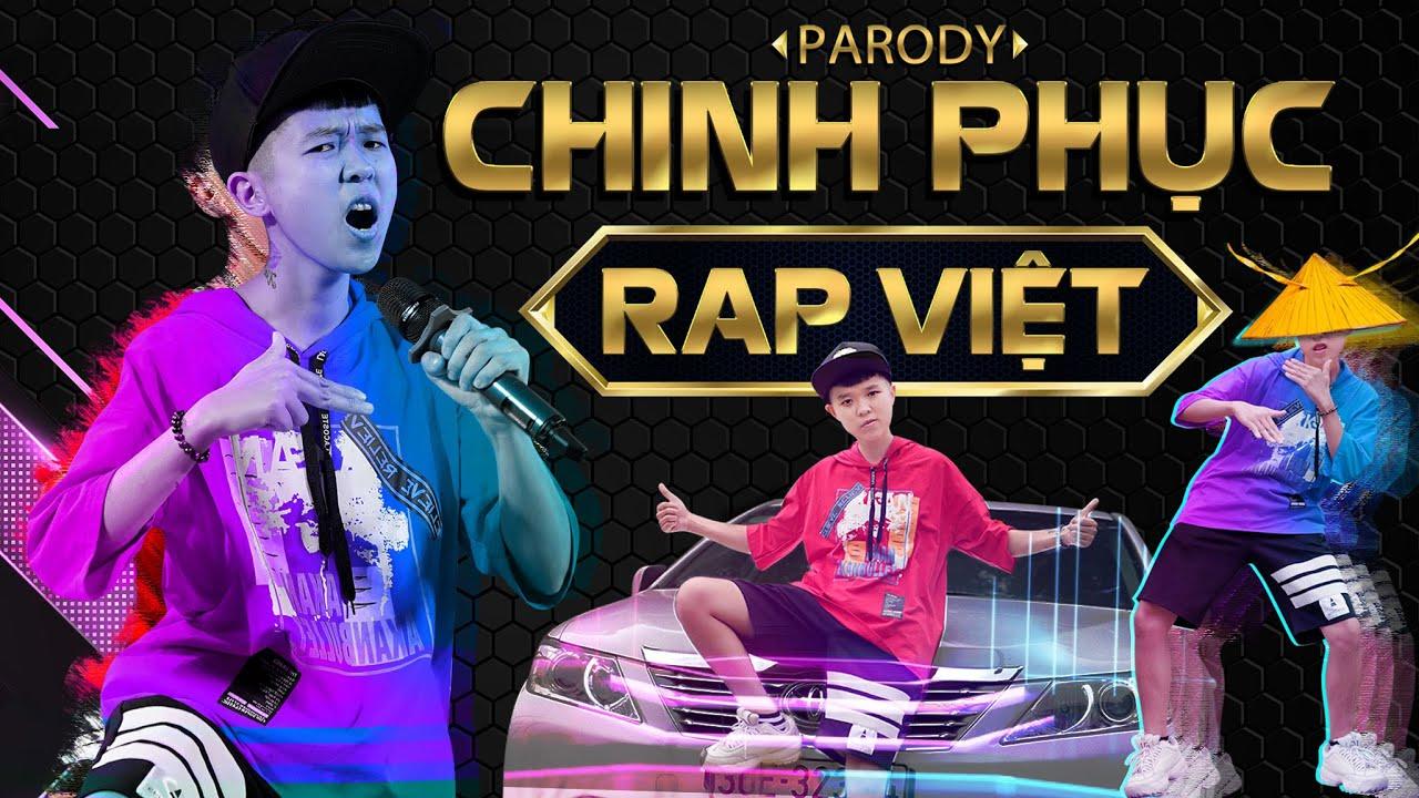 [Nhạc Chế] Chinh Phục Rap Việt  - Tôm Parody Đi Thi Rap Siêu Hot