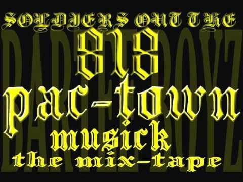 SOLDIERS OUT THE 818 - PAC-TOWN BANGERS FEAT KRYPTO PREVIEW