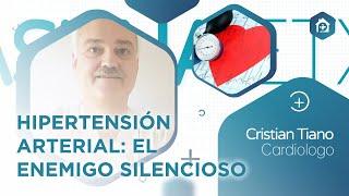 Charla sobre #HipertensionArterial del Dr. Cristian Tiano (Cardiologia)