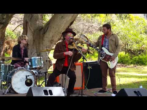 """The Rupert Guenther Blues Band - """"Killing Floor"""""""