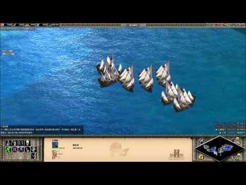 [Monster Myth]世紀帝國2實況 世界大戰 #4