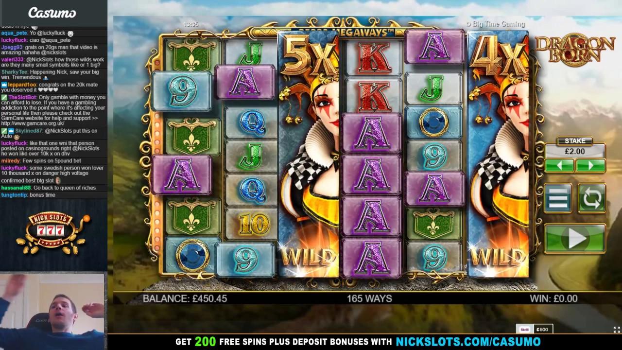 Born to be big game 2 casino naigara