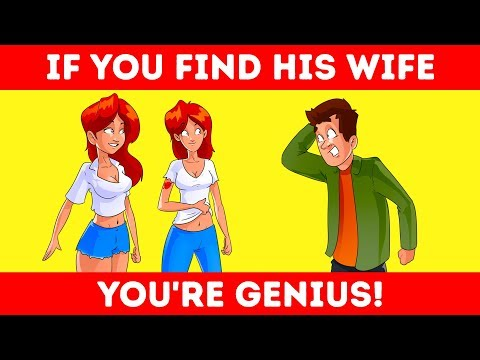 If You Can Solve These 12 Hard Riddles, You're A Genius!