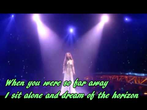 Time To Say Goodbye   Sarah Brightman English Version)   YouTube