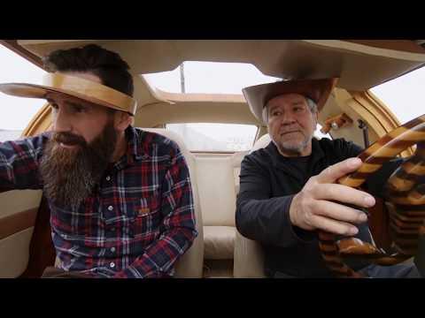 Une voiture 100% en bois ! |  Shifting gears avec Aaron Kaufman