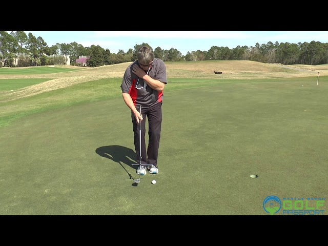 Golf Tip from Myrtle Beach Golf Passport: Putting on Bermudagrass