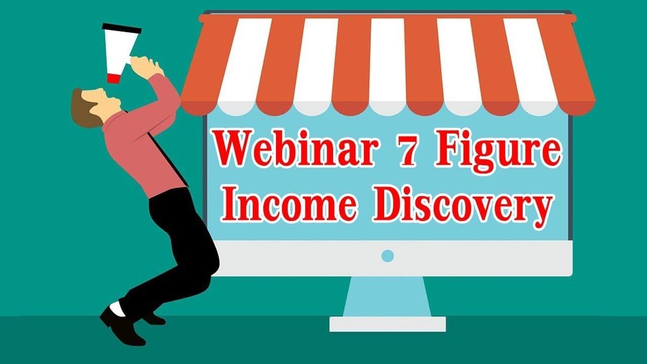 Streetsmart Webinar 7 Figure Income Discovery