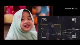 Ustad Abdul Somad ft Aishwa Nahla & Nadin Mabruk Alfa Mabruk