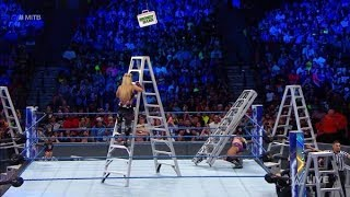 Second Women's Money in the Bank Ladder Match Happen on WWE SmackDown Live VIDEO