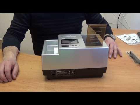 Электрическая машинка для набивки сигаретных гильз POWERMATIC III