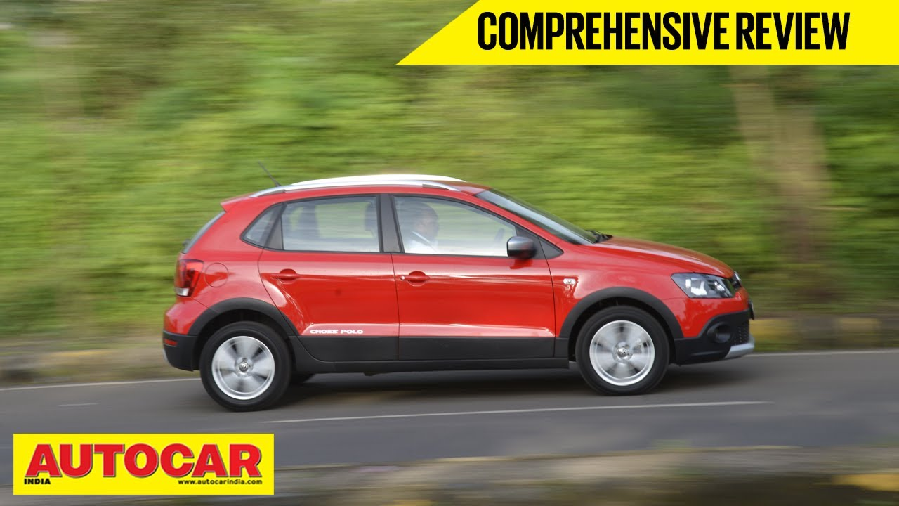 2013 volkswagen cross polo comprehensive review autocar india youtube. Black Bedroom Furniture Sets. Home Design Ideas