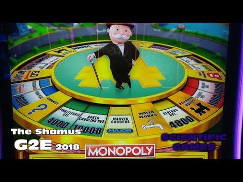 G2E 2018 - Visiting Scientific Games (Part A)