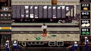 Crime Wave - Classic DOS GamePlay