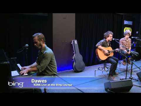 Dawes - A Little Bit Of Everything (Bing Lounge)