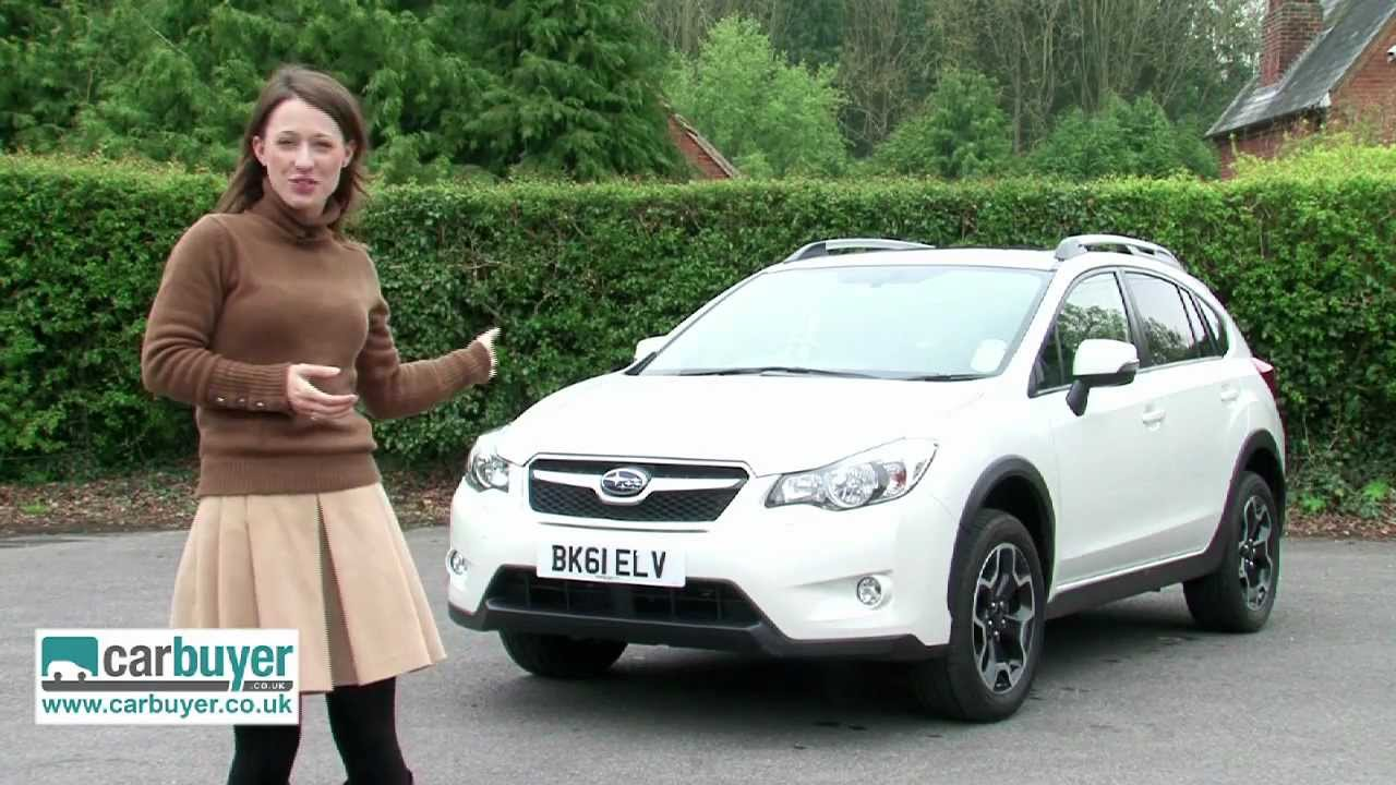 Subaru XV SUV review - CarBuyer - YouTube