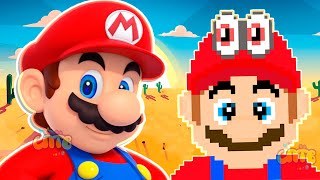 СУПЕР МАРИО ОДИССЕЙ #40 мультик игра для детей Детский летсплей на СПТВ Super Mario Odyssey Boss