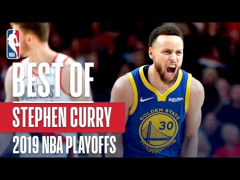 Best Plays From Stephen Curry | 2019 NBA Playoffs