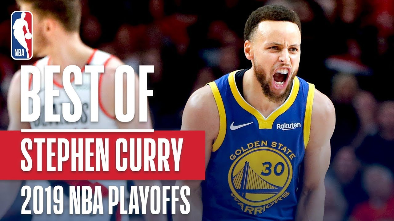 Best Plays From Stephen Curry 2019 Nba Playoffs Youtube