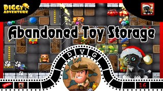 MOBILE [~Chistmas 2019~] #16 Abandoned Toy Storage - Diggy's Adventure