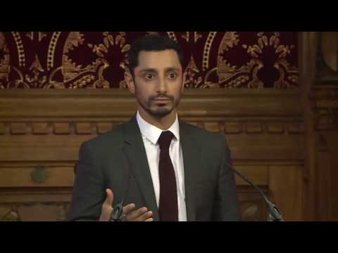 Riz Ahmed - Channel4 Diversity Speech 2017 @ House of Common