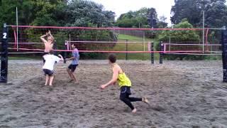 Beach Volleyball Training 7/12/12