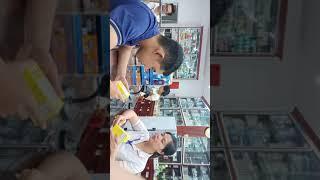 Clip Long Châu 18 dự thi yêu vitamin E