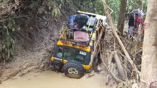 4x4 offroad Borneo Safari 2018