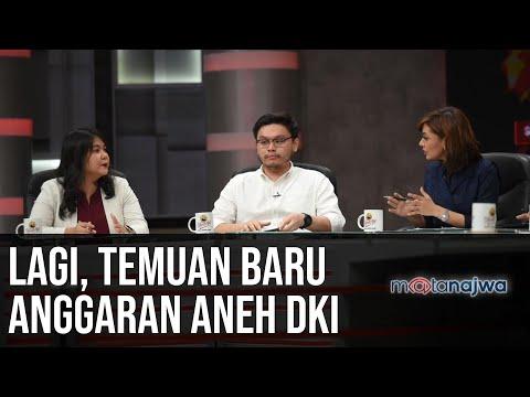 Buka-Bukaan Anggaran: Lagi, Temuan Baru Anggaran Aneh DKI (Part 1) | Mata Najwa