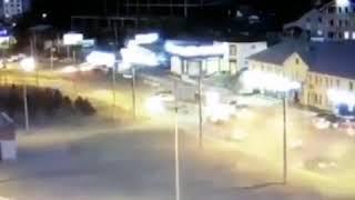 Авария с маршруткой во Владивостоке