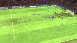 Galatasaray ile Kayseri Erciyesspor - Gol Selçuk İnan 80 dakika