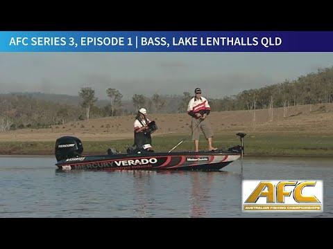 AFC Series 3 Episode 1 | Lake Lenthalls, QLD | Bass (2006)