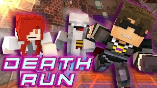 Minecraft Mini-Game : DEATH RUN! (SO CLOSE BUT SO FAR!) w/ Facecam