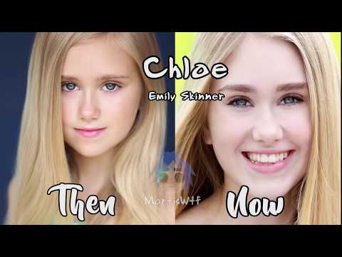 Sam and Cat Before And After 2017