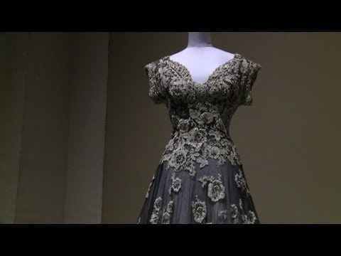 A History Of Couture In 100 Dresses