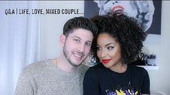 Q&A   Couples Edition Life Wedding Details Mixed Dating