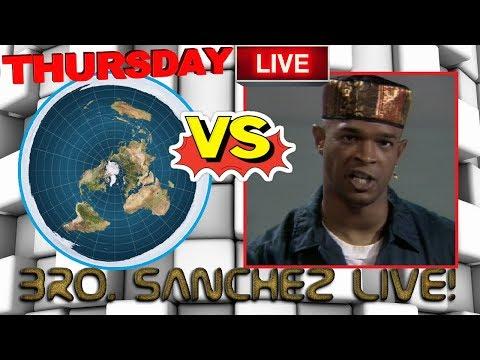 Thursday LIVE EP 16: Flat Earth Truth VS Black Conscious Community Pseudo Science LIVE OPEN PANEL!