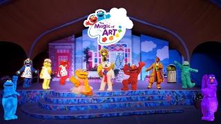 Sesame Street's The Magic of Art™