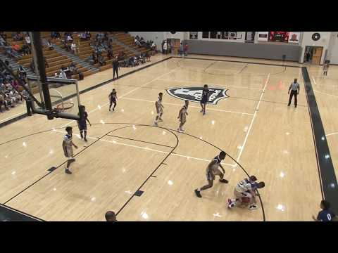 2.10.18 Finals -  #3 S. Gwinnett vs. #1 Dacula  - 7th Grade Boys GBL Finals @ Shiloh HS