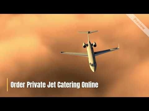 Beirut Private Jet Catering